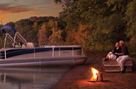 lake norman pontoon rental